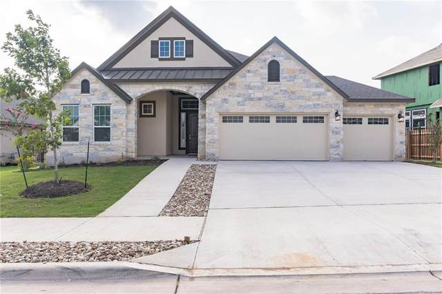 56 Rancho Trl, Georgetown, TX 78628 (#3689026) :: The Summers Group