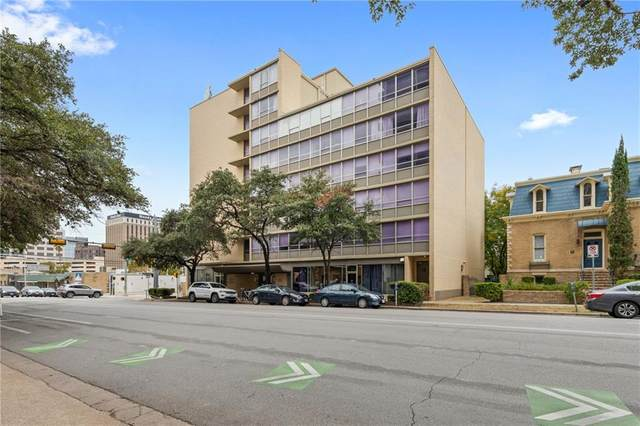 1800 Lavaca St A-606, Austin, TX 78701 (#3689210) :: Papasan Real Estate Team @ Keller Williams Realty