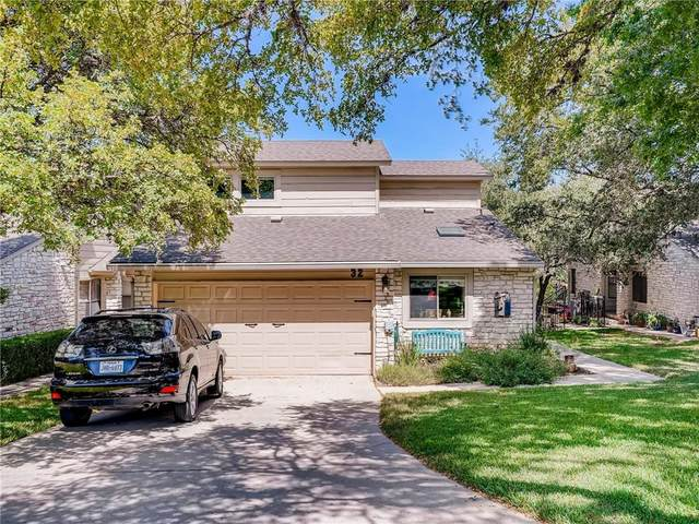 9518 Topridge Dr #32, Austin, TX 78750 (#3690959) :: Ben Kinney Real Estate Team