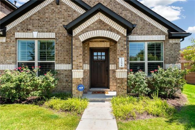 7220 Wyoming Springs Dr #1104, Round Rock, TX 78681 (#3691213) :: The Smith Team