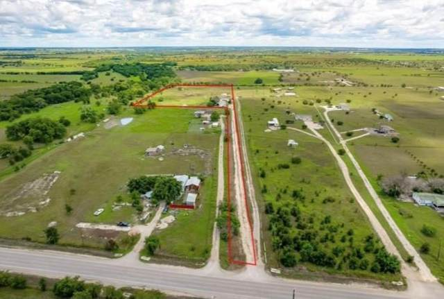 105 Private Road 923, Florence, TX 76527 (#3691800) :: R3 Marketing Group
