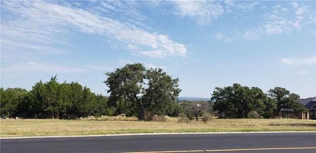 lots W12066 A & B Broken Hills Dr, Horseshoe Bay, TX 78657 (#3693900) :: Papasan Real Estate Team @ Keller Williams Realty
