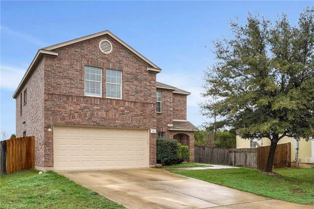 316 Crossland Cv, Leander, TX 78641 (MLS #3696777) :: Brautigan Realty