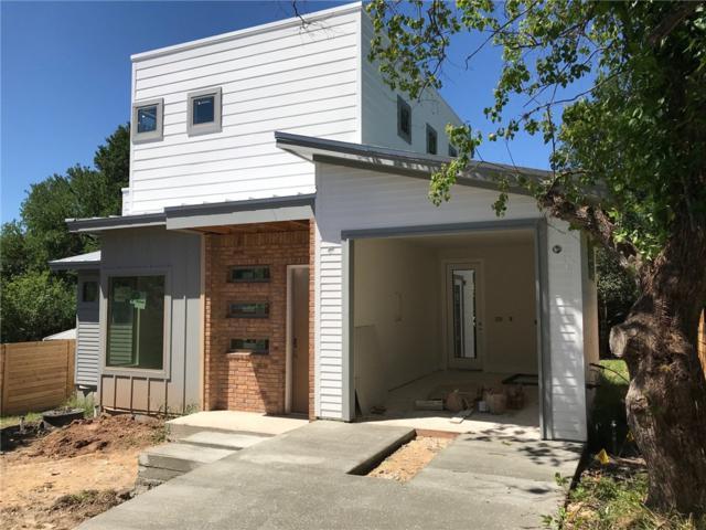 1604 Greenwood Ave B, Austin, TX 78721 (#3696939) :: Papasan Real Estate Team @ Keller Williams Realty