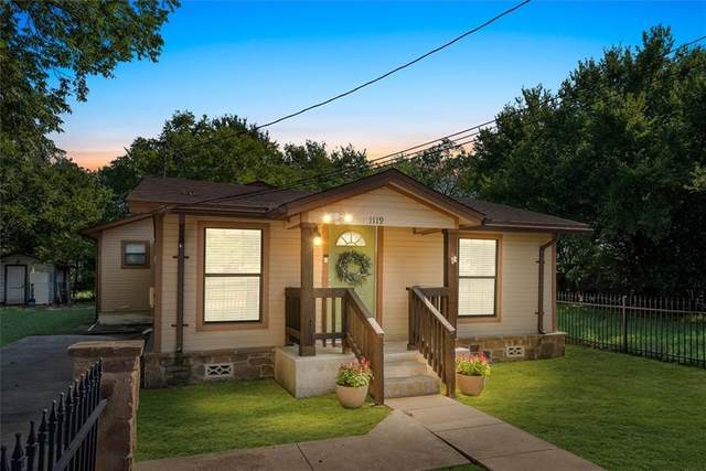 1119 Marshall St, San Marcos, TX 78666 (#3698348) :: Papasan Real Estate Team @ Keller Williams Realty