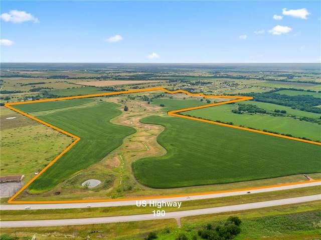 000 Wedel Cemetery Rd, Temple, TX 76501 (MLS #3702403) :: Vista Real Estate
