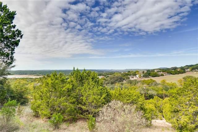 20900 Oak Rdg, Lago Vista, TX 78645 (MLS #3702572) :: Vista Real Estate
