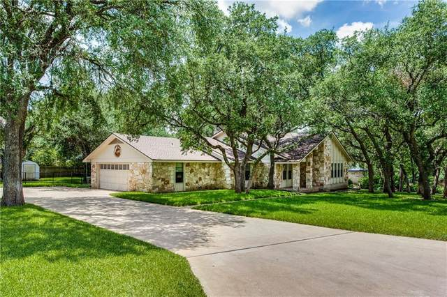 3019 Gabriel View Dr, Georgetown, TX 78628 (#3703601) :: The Summers Group