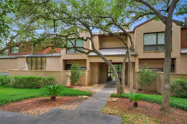 1615 Spyglass Dr #6, Austin, TX 78746 (#3703928) :: The Perry Henderson Group at Berkshire Hathaway Texas Realty