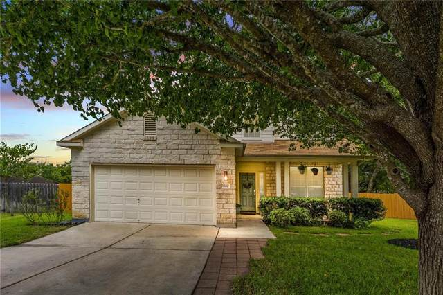 1500 Gretchen Dr, Cedar Park, TX 78613 (#3704687) :: The Heyl Group at Keller Williams