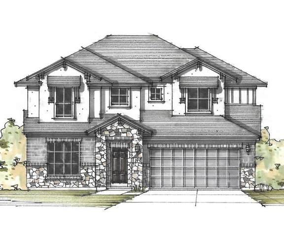 105 Caney Cv, Leander, TX 78641 (#3705563) :: Ben Kinney Real Estate Team