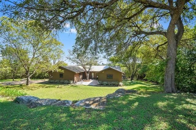 2811 Lariat Trl, Austin, TX 78734 (#3705633) :: Front Real Estate Co.
