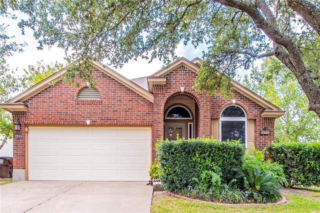 2814 Settlement Dr, Round Rock, TX 78665 (#3709503) :: Green City Realty