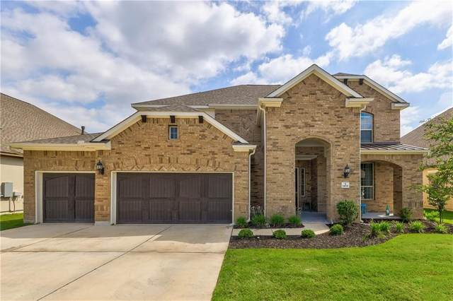 1408 Saddlespur Ln, Leander, TX 78641 (#3710002) :: The Perry Henderson Group at Berkshire Hathaway Texas Realty