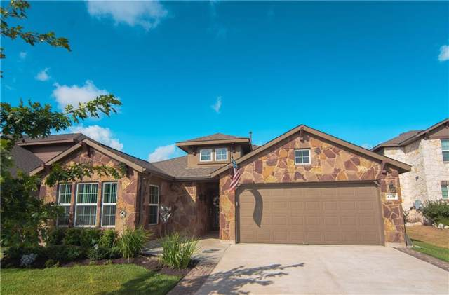 8391 Angelo Loop, Round Rock, TX 78665 (#3710410) :: The Perry Henderson Group at Berkshire Hathaway Texas Realty