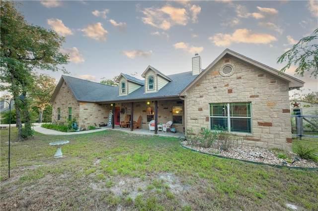 170 Woodland Ct, Bastrop, TX 78602 (#3710571) :: Watters International