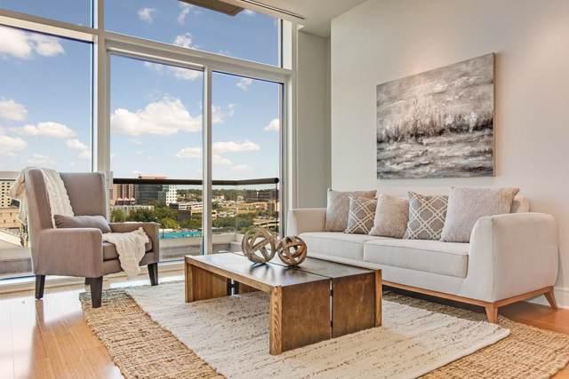 555 E 5th St #807, Austin, TX 78701 (#3710633) :: Ana Luxury Homes