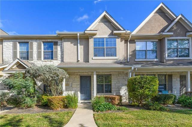 401 Buttercup Creek Blvd #1204, Cedar Park, TX 78613 (#3713524) :: Watters International