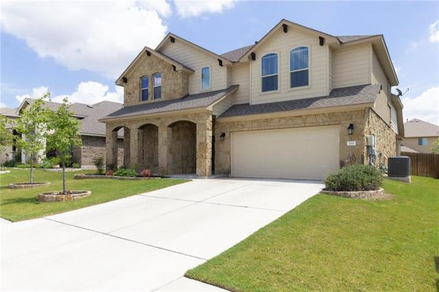 700 Sawyer Trl, Leander, TX 78641 (#3715407) :: The ZinaSells Group