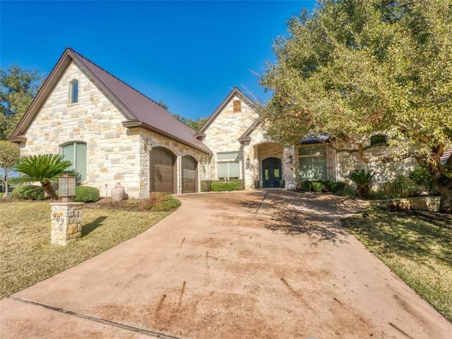 909 Sun Ray, Horseshoe Bay, TX 78657 (#3716007) :: The Heyl Group at Keller Williams