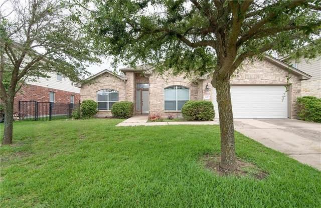809 Wood Mesa Dr, Round Rock, TX 78665 (#3716036) :: Papasan Real Estate Team @ Keller Williams Realty