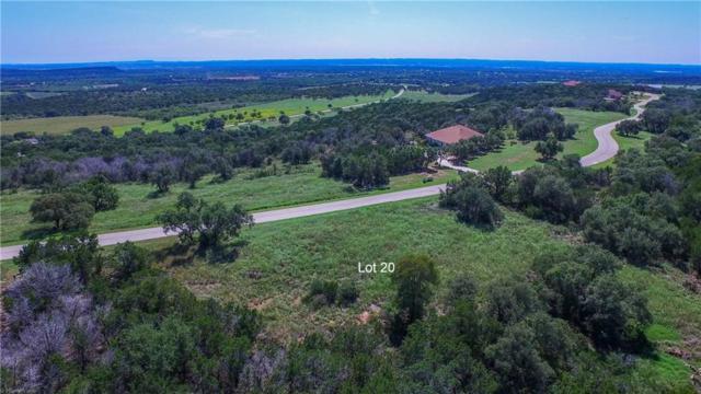 Lot 20 Sandstone Rdg, Marble Falls, TX 78654 (#3716738) :: Forte Properties
