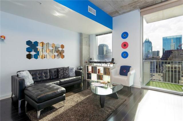 360 Nueces St #1107, Austin, TX 78701 (#3717563) :: Ben Kinney Real Estate Team