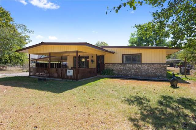 407 East St, Buda, TX 78610 (#3719752) :: Watters International