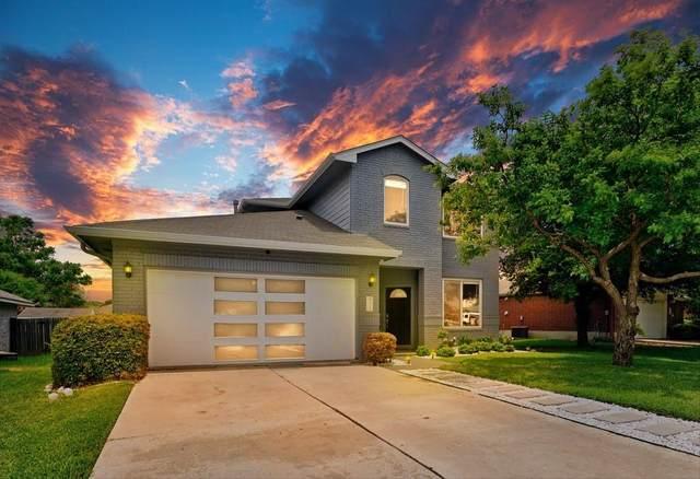 11909 Battle Bridge Dr, Austin, TX 78748 (#3720457) :: Papasan Real Estate Team @ Keller Williams Realty