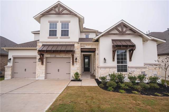 1401 Siena Sunset Rd, Leander, TX 78641 (#3723233) :: The Summers Group