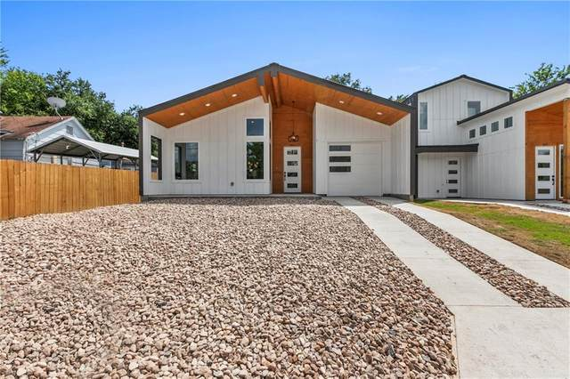 407 Oertli Ln #1, Austin, TX 78753 (#3725253) :: Papasan Real Estate Team @ Keller Williams Realty