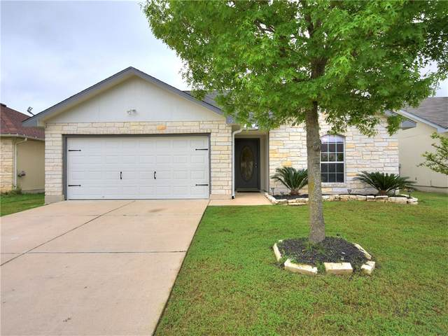 225 Moonstone Dr, Jarrell, TX 76537 (#3729490) :: The Heyl Group at Keller Williams