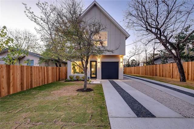 1120 Omega St #1, Austin, TX 78721 (#3730683) :: Ana Luxury Homes