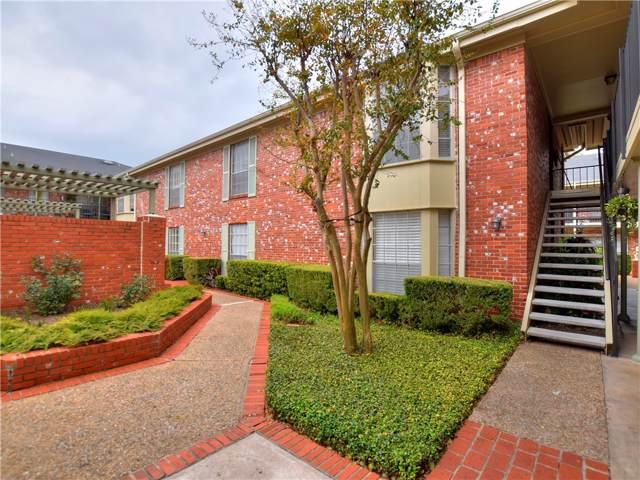 7920 Rockwood Ln #244, Austin, TX 78757 (#3731507) :: Douglas Residential