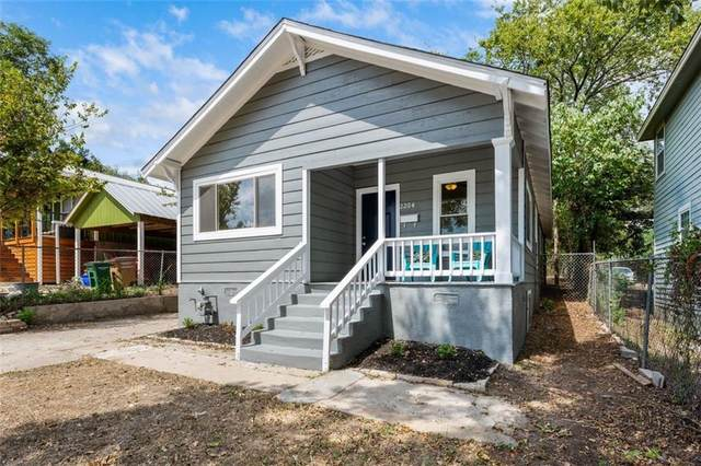 2204 Pennsylvania Ave, Austin, TX 78702 (#3734252) :: Papasan Real Estate Team @ Keller Williams Realty