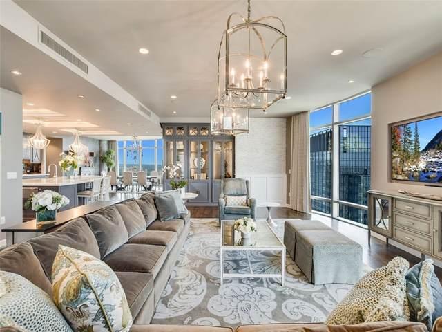 200 Congress Ave 33DN, Austin, TX 78701 (#3734615) :: Lauren McCoy with David Brodsky Properties
