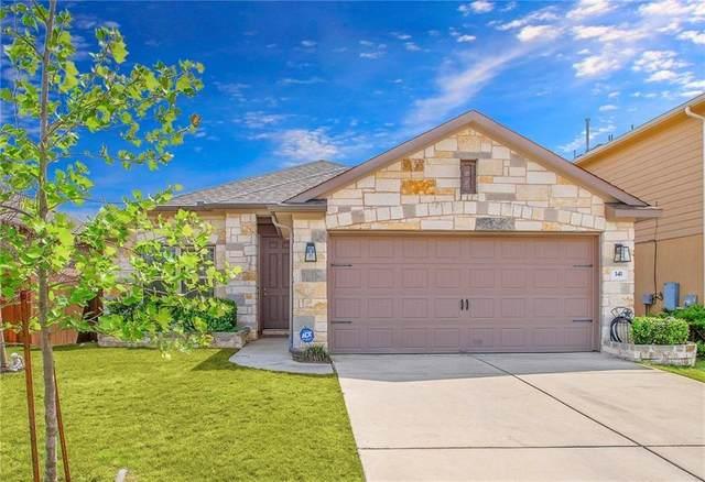 141 Camden Cv, Buda, TX 78610 (MLS #3734882) :: Brautigan Realty