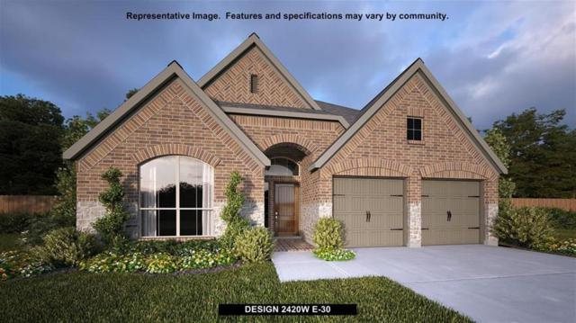 2105 Limestone Lake Dr, Georgetown, TX 78633 (#3737895) :: Papasan Real Estate Team @ Keller Williams Realty