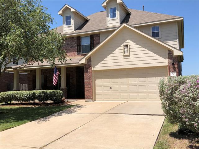 322 Spring Dr, Kyle, TX 78640 (#3739129) :: Van Poole Properties Group