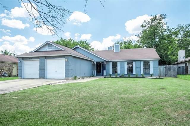 504/506 Greenlawn Blvd, Round Rock, TX 78664 (#3739687) :: Papasan Real Estate Team @ Keller Williams Realty