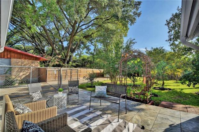 1608 Northridge Dr, Austin, TX 78723 (#3740697) :: Ben Kinney Real Estate Team