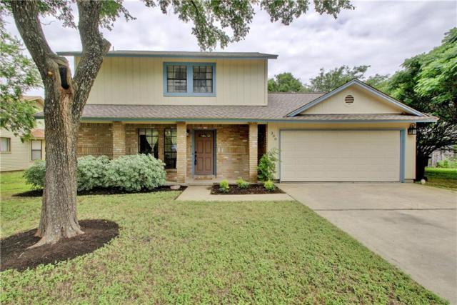 300 Whetstone St, Round Rock, TX 78681 (#3741353) :: The Heyl Group at Keller Williams