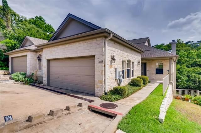 5511 Oakwood Cv B, Austin, TX 78731 (#3742719) :: The Perry Henderson Group at Berkshire Hathaway Texas Realty
