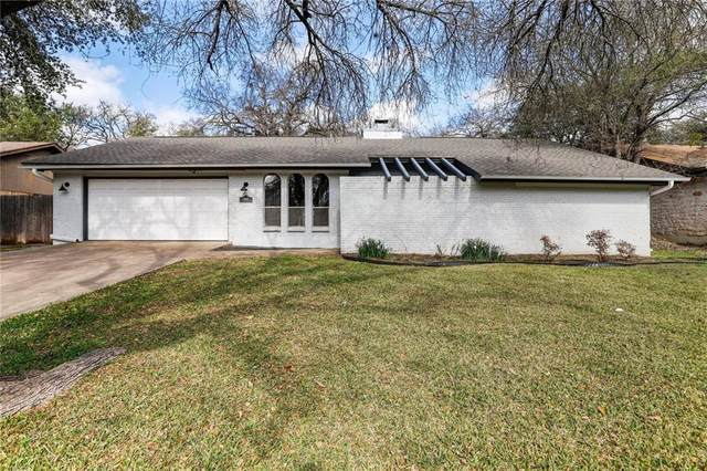 3808 Woodchester Ln, Austin, TX 78727 (#3743414) :: Realty Executives - Town & Country
