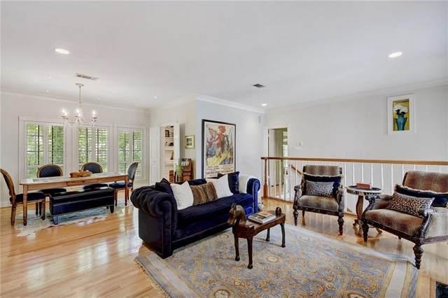 3421 Pecos St #8, Austin, TX 78703 (MLS #3743609) :: Vista Real Estate