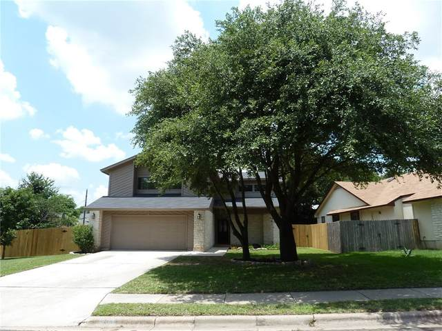 1700 Wild Horse Ln, Round Rock, TX 78681 (#3743924) :: All City Real Estate