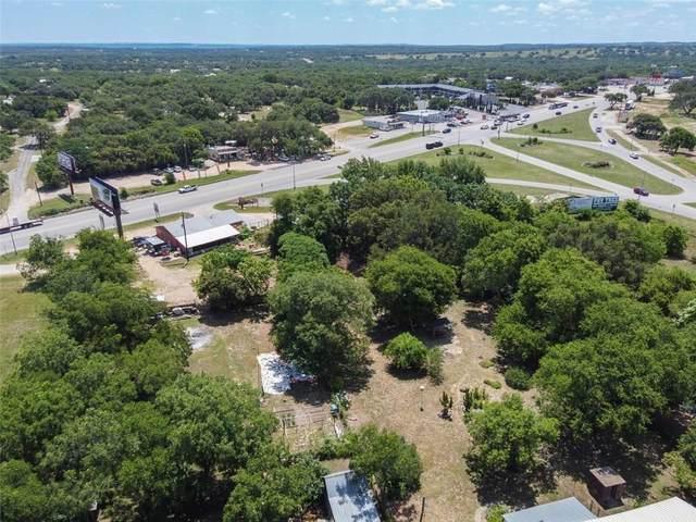 105 N Us Highway 281, Johnson City, TX 78636 (#3744842) :: Ben Kinney Real Estate Team