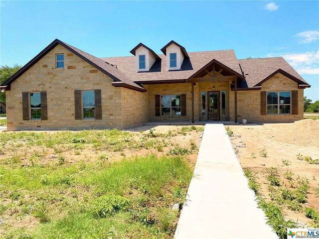 8324 Cates Creek Dr, Salado, TX 76571 (#3745813) :: Green City Realty