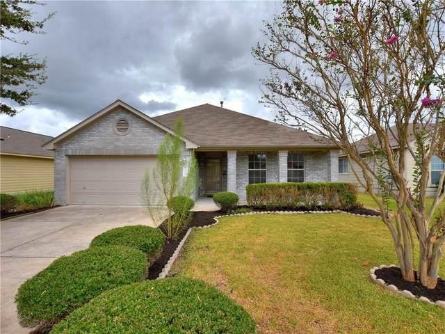 1110 Blewett Dr, Hutto, TX 78634 (#3746043) :: Papasan Real Estate Team @ Keller Williams Realty