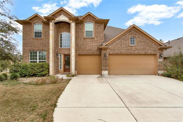 8201 Reggio St, Round Rock, TX 78665 (#3746111) :: 3 Creeks Real Estate